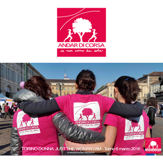 TORINO DONNA – JUST THE WOMAN I AM 2016