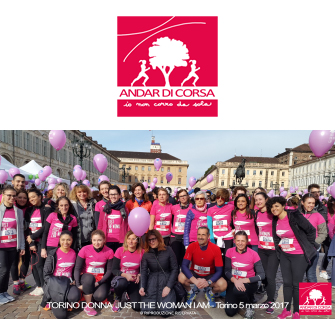 TORINO DONNA – JUST THE WOMAN I AM 2017